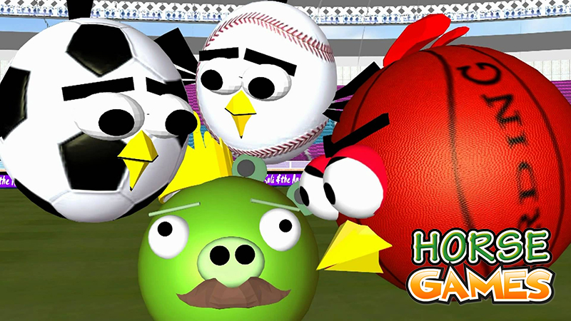 Ball Games - Free Online Ball Games at Horse-games.org