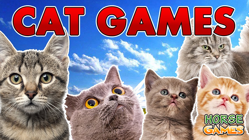 Cat Games - Free Online Cat Games