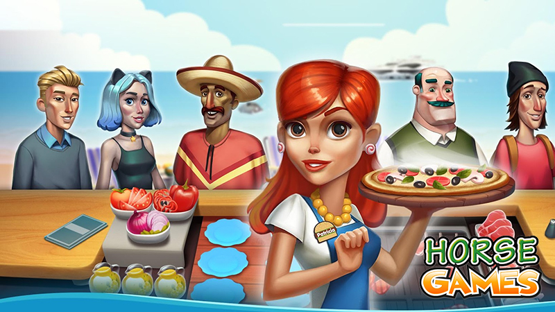 Cooking Games - Free Online Cooking Games at horse-games.org