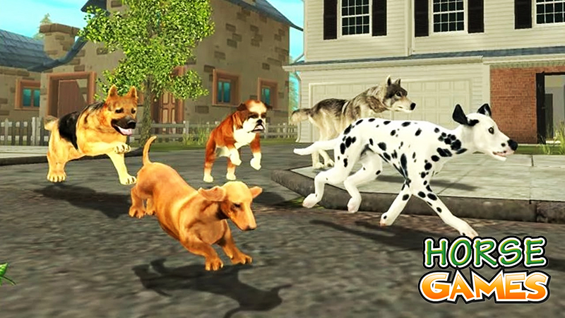 Dog Games - Free Online Dog Games
