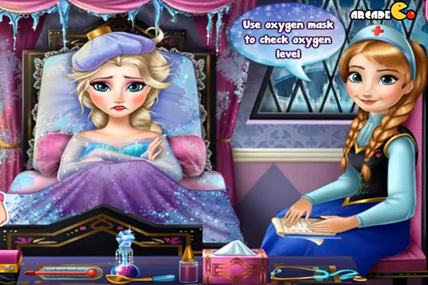 Elsa Games - Play Free Online Elsa Games at horse-games.org