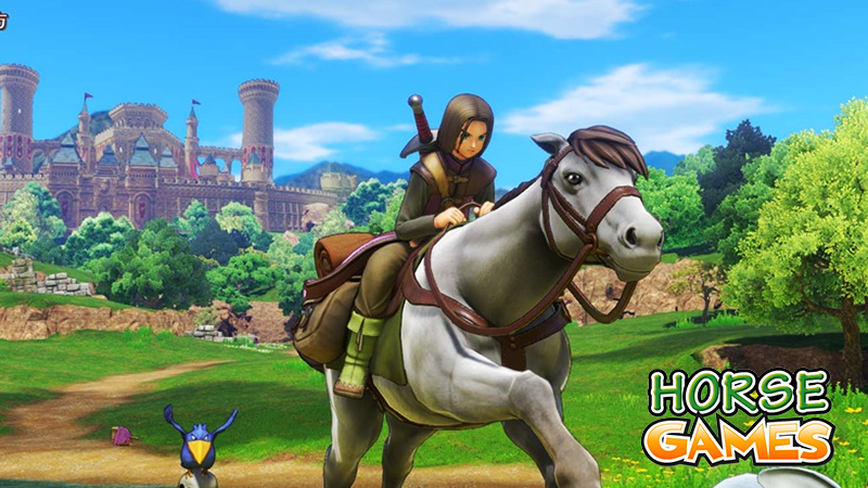 Horse Games Free