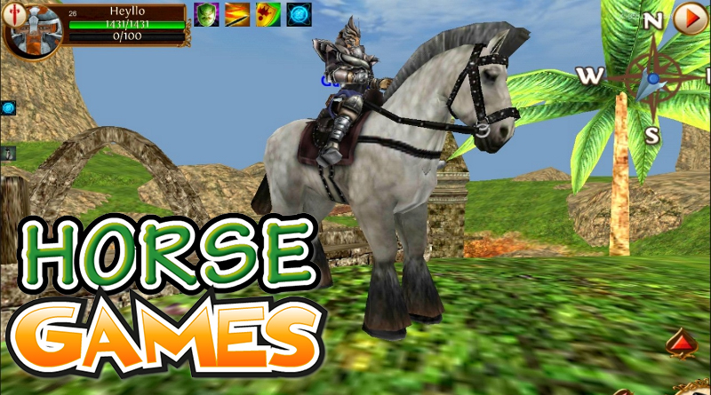 Horse Riding Games - Horse Dress Up Games - Horse-Games org