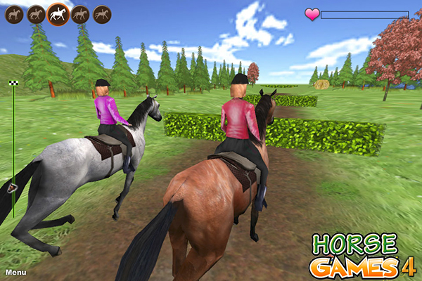 Horse Jumping Games - Free Online Horse Games
