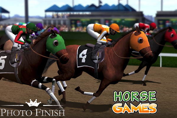 Horse Racing Games - Play Free Online Horse Racing Games!