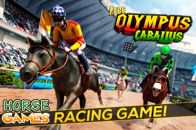 Most Popular Games on horse-games.org