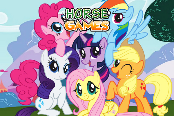 Play My Little Pony Games Online