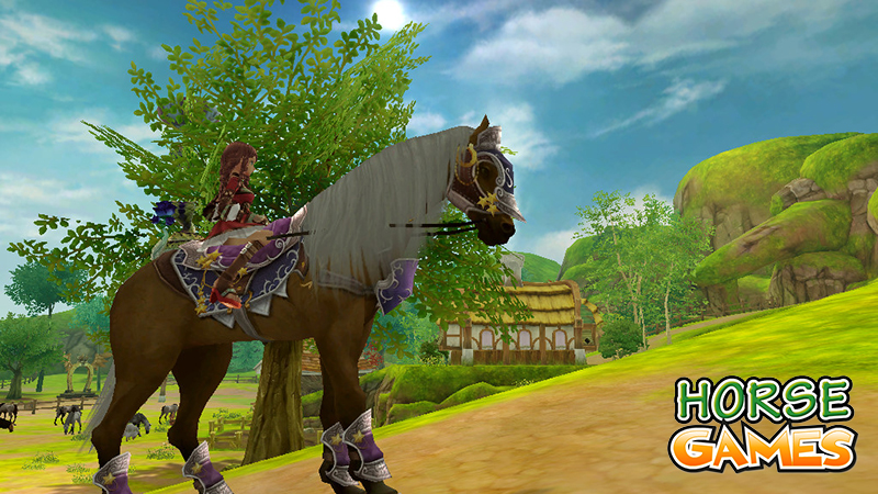 Play Newest Horse Pony and Animal Games Online