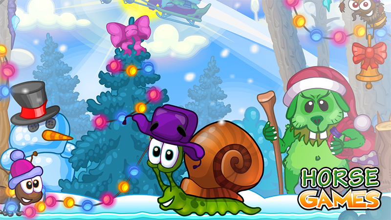 Snail Games Online - Horse-Games.org
