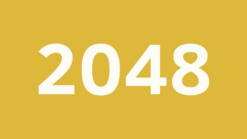 2048 Game Free 2048 Puzzle Game At Horse Gamesorg