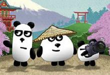 3 Pandas Japan