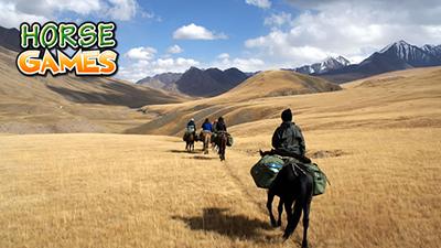 Adventurous Horseback Riding in the Heart of Kyrgyzstan
