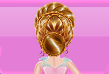 Baby Girl Braided Hairstyles
