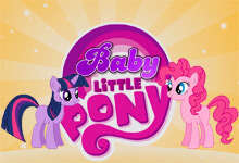Baby Little Pony