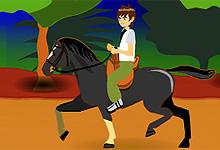 Ben 10 Horse