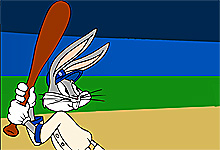 Bugs Bunny Home Run