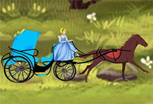 Cinderella Carriage Ride