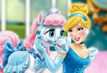 Cinderella Pony Palace