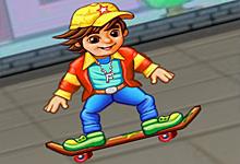 Crazy Skater