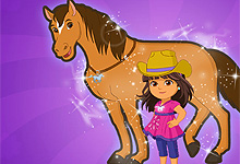 Dora And Friends Legend of the Lost Horses