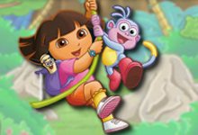 Dora Explorer Adventure