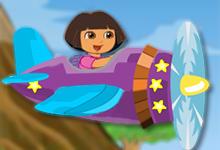 Dora the Plane Escort
