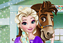 Elsa Equitation Contest