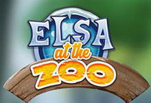 Elsa at the Zoo