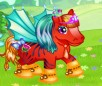 Fantasy Pony Dress Up Flash Game