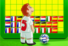 Football World Cup 2014 Tetris