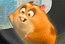 Hamster Rollerball