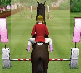 horse eventing play free horse eventing game at horse games horse games 262x236