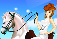 Horse Jumping Dress Up