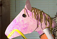 How to Make Craft Horse