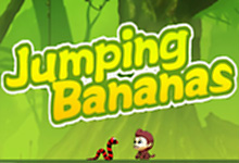 Jumping Bananas