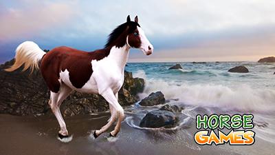 Mystical Paint Horse