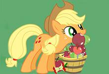 My Little Pony Apples