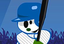 Panda Baseball Team