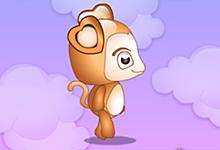 Perky Monkey