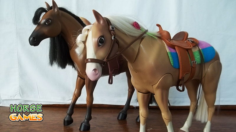 Pony and Horse Giddy Up