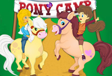 Pony Camp Dress Up