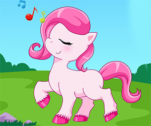 n Pony doctor game mobile you will get an exclusive chance to help this cute pony. Treat the wounds, give the pony a bath and make it clean. You can also dress the pony up and give her a great makeup.