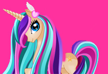 Pony Princess Hair Care