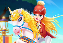 Princess Horse Racing