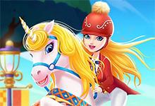 Princess Horse Racing