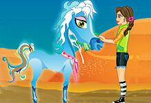 Racing Pony