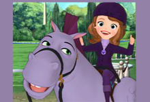 Sofia the First Minimus