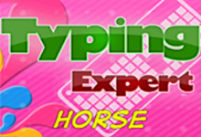 Typing Expert Horse