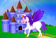 Unicorn Castle Game
