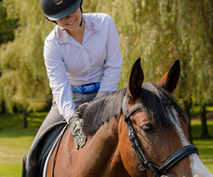 Buying horses, those beautiful creatures, and feed them – that is the easiest part. The most important thing is that you need to practice with them every day.